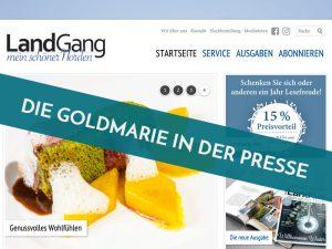 LandGang – Kaffeehaus am Segeberger See