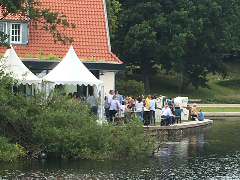 Events in der Goldmarie am See