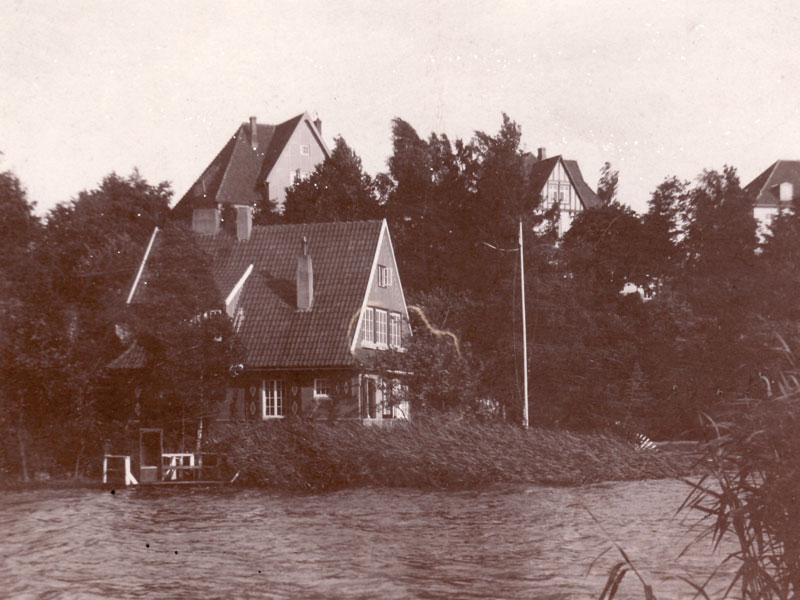 Goldmarie am See, Sommer 1930