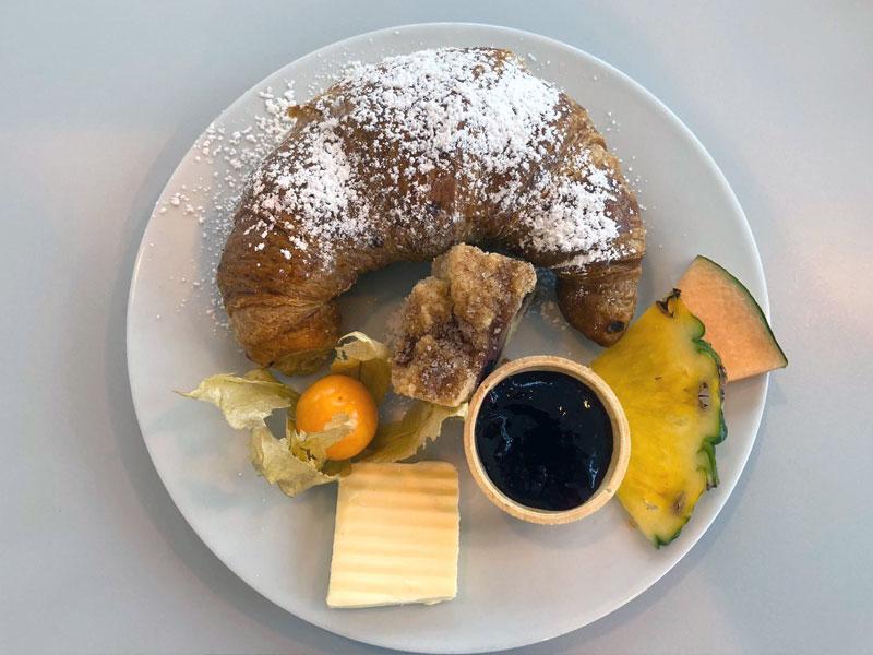 Süße Goldmarie, Frühstück in der Goldmarie am See
