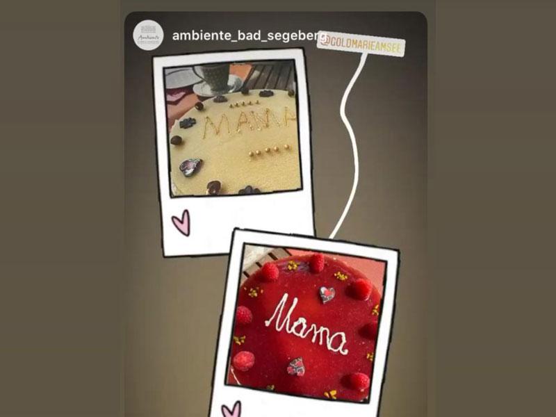 Leckere Torten & Kuchen zum Muttertag