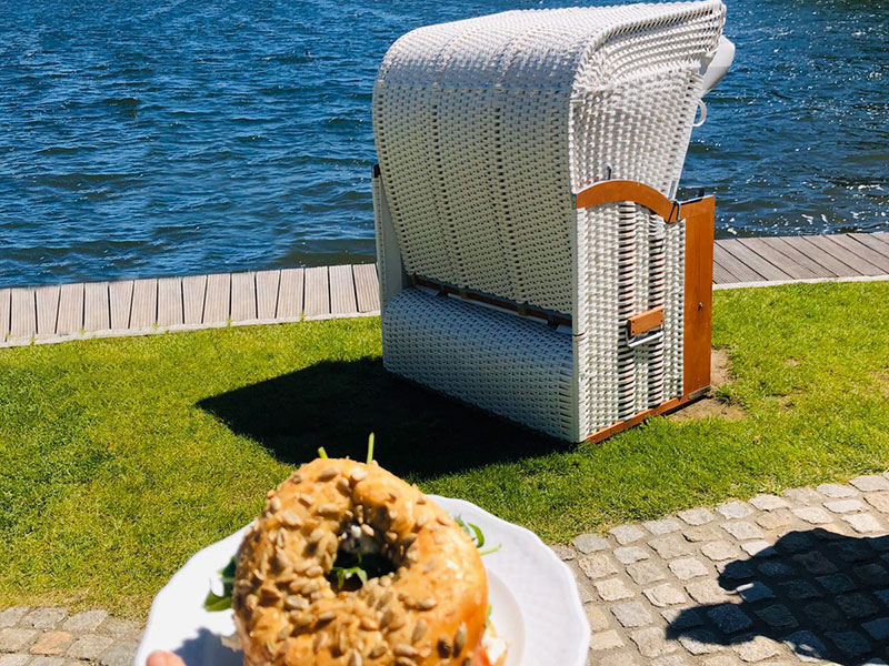 Bagel - Goldmarie am See